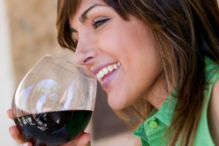 Wijn maakt niet dik