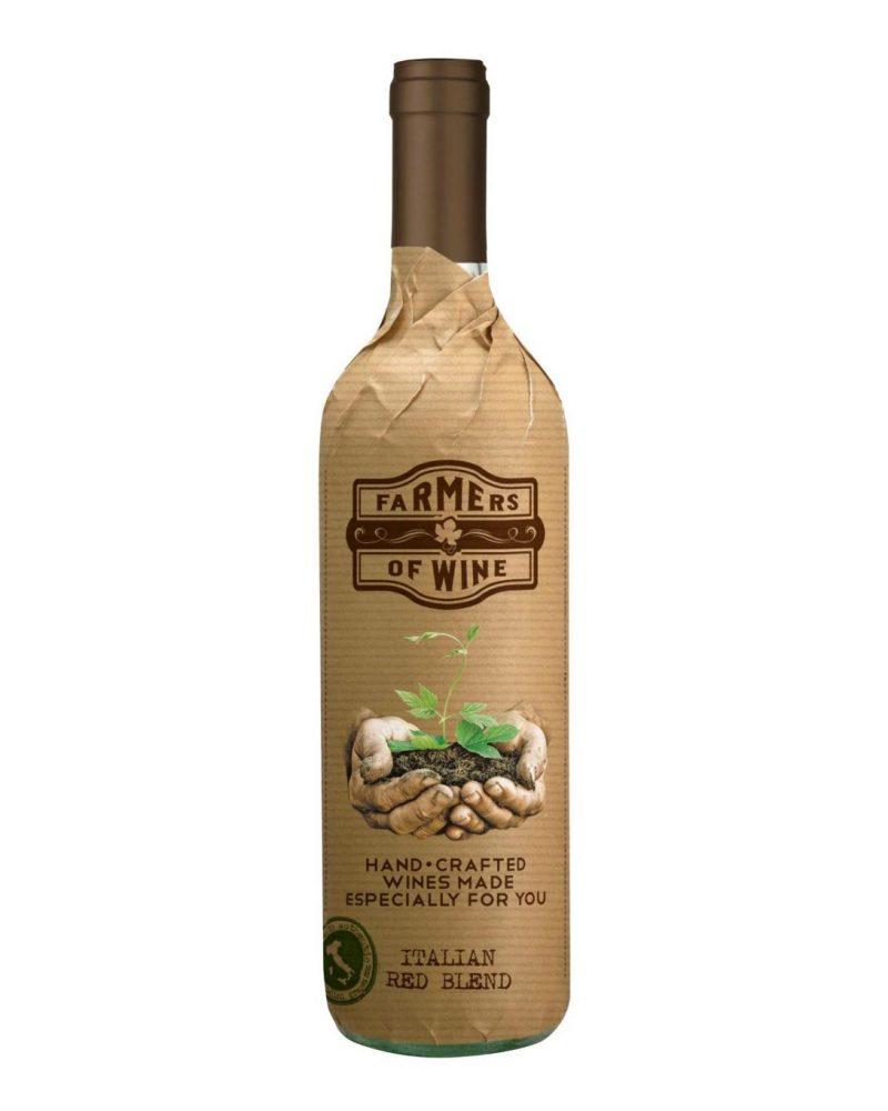 FARMERS OF WINE VINO ROSSO