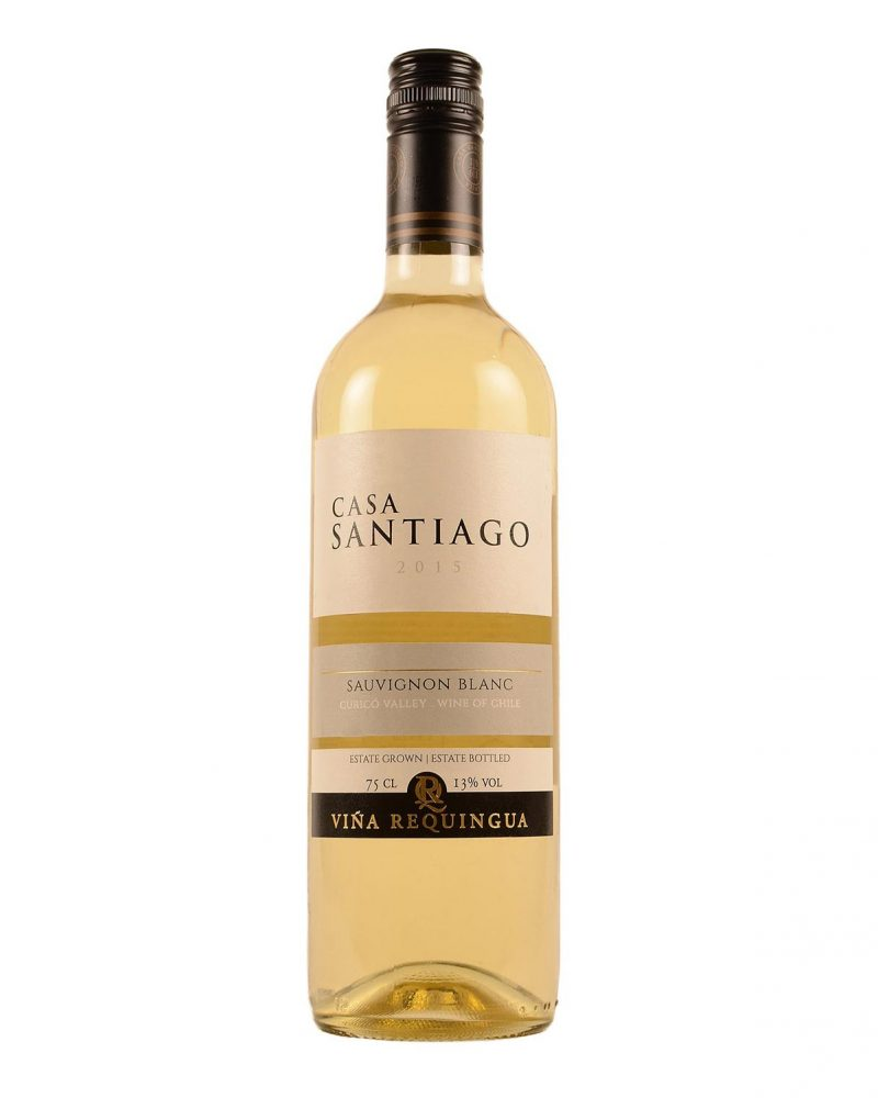 CASA SANTIAGO SAUVIGNON BLANC